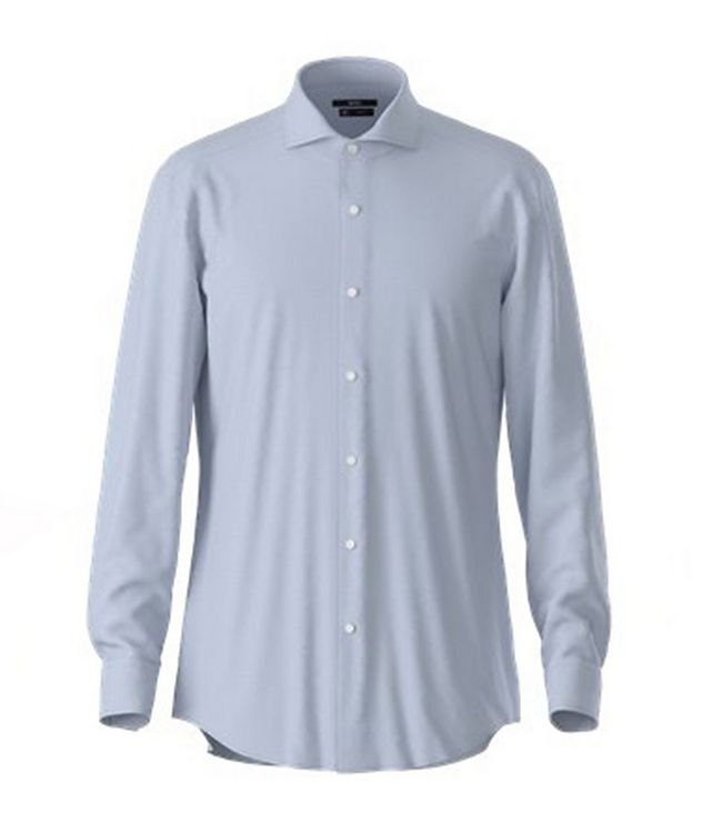 Jason Slim-Fit Stretch Dress Shirt picture 1