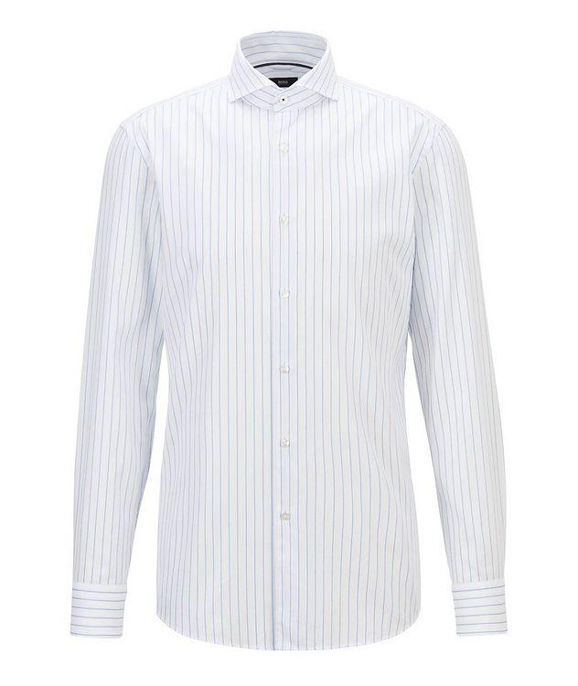 Jemerson Slim-Fit Cotton Dress Shirt picture 1
