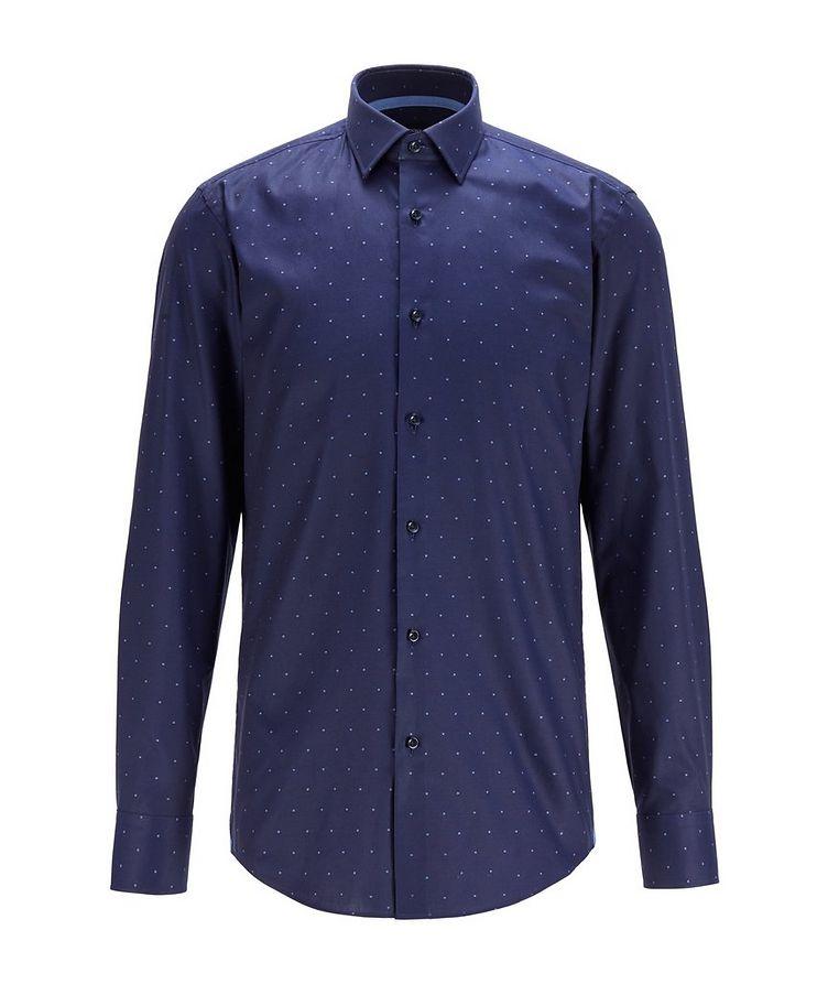 Jesse Slim-Fit Cotton Dress Shirt image 0