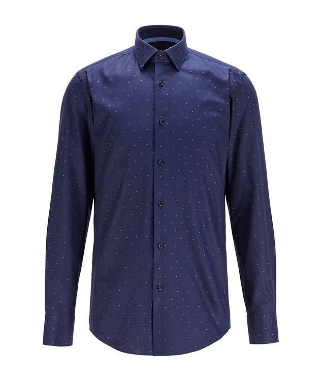 Jesse Slim-Fit Cotton Dress Shirt picture 1