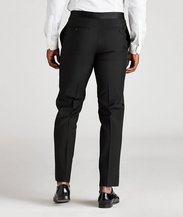 Wool-Mohair Tuxedo Pants picture 3