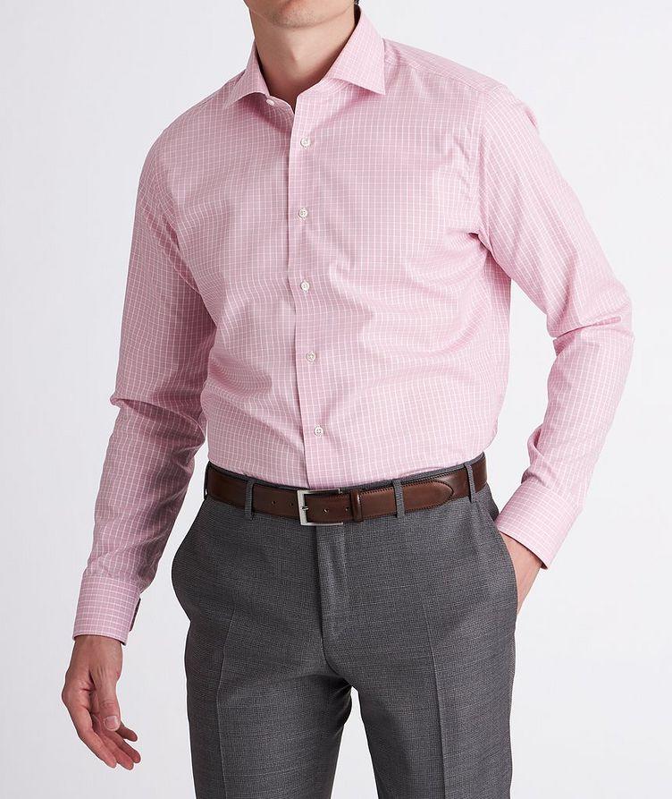 Contemporary-Fit Impeccabile Cotton Dress Shirt image 1