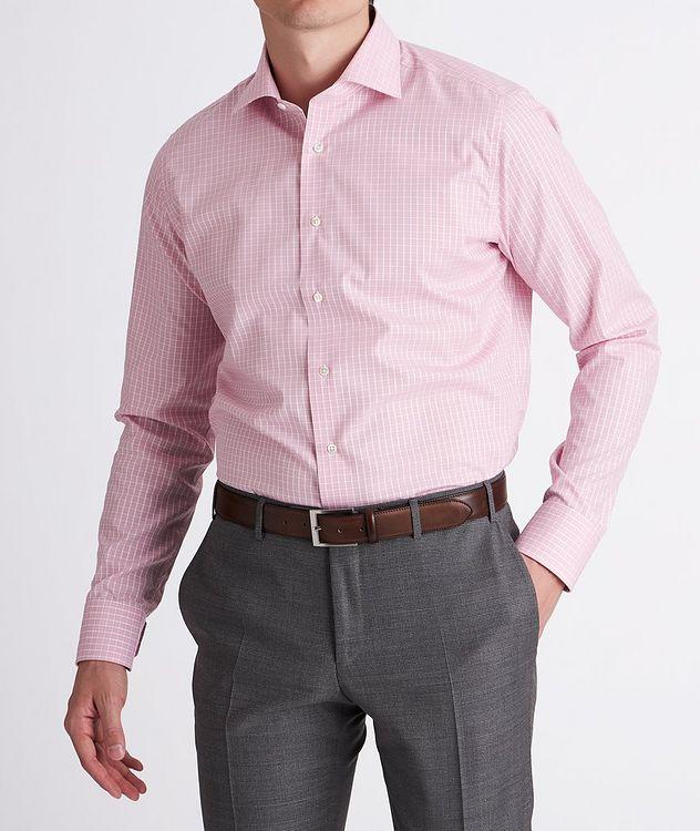 Contemporary-Fit Impeccabile Cotton Dress Shirt picture 2