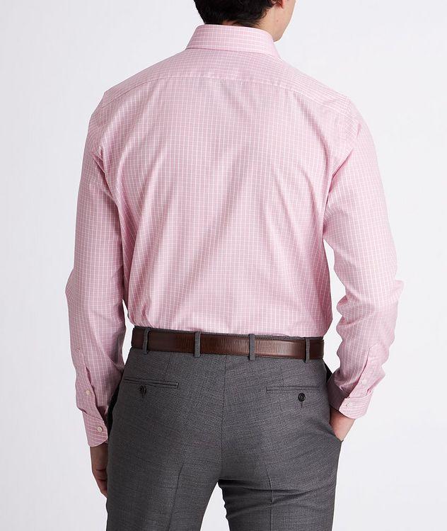 Contemporary-Fit Impeccabile Cotton Dress Shirt picture 3
