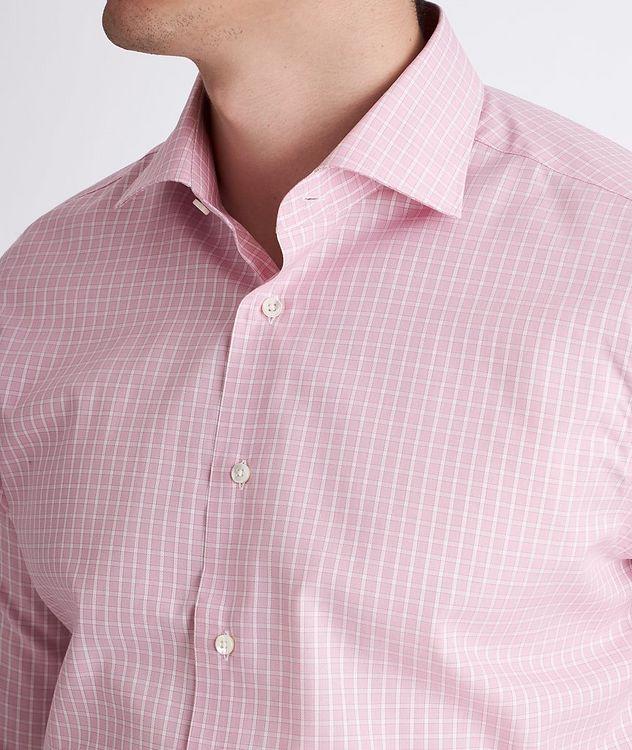 Contemporary-Fit Impeccabile Cotton Dress Shirt picture 4