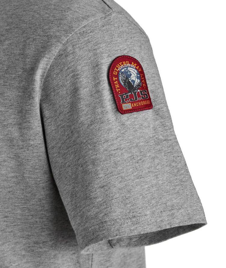 Track Printed Cotton T-Shirt image 2