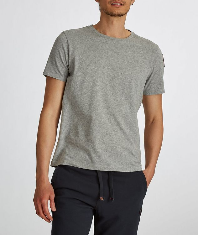 Track Printed Cotton T-Shirt picture 4