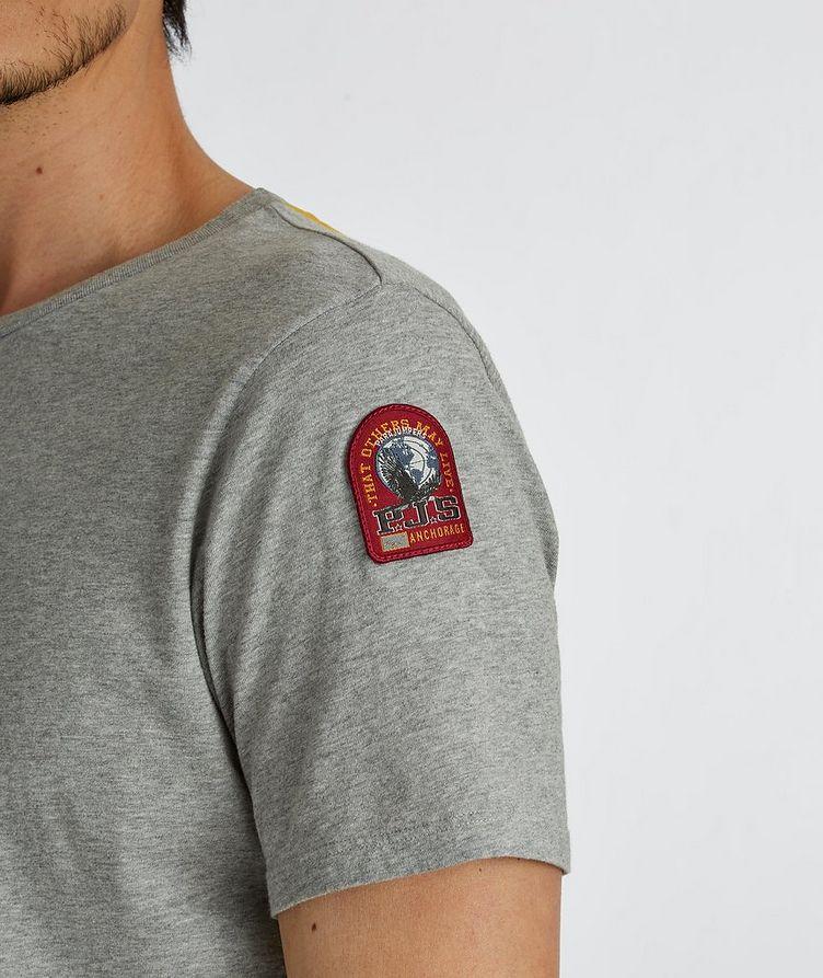 Track Printed Cotton T-Shirt image 5