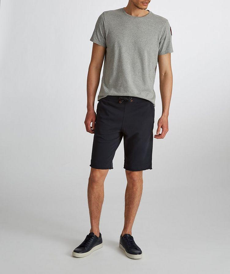 Track Printed Cotton T-Shirt image 6