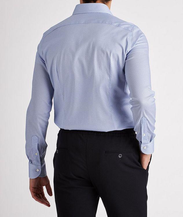 Slim-Fit Impeccabile Cotton-Lyocell Dress Shirt picture 3