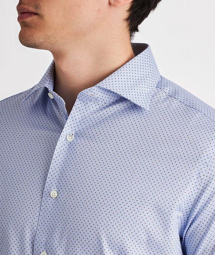 Slim-Fit Impeccabile Cotton-Lyocell Dress Shirt image 3
