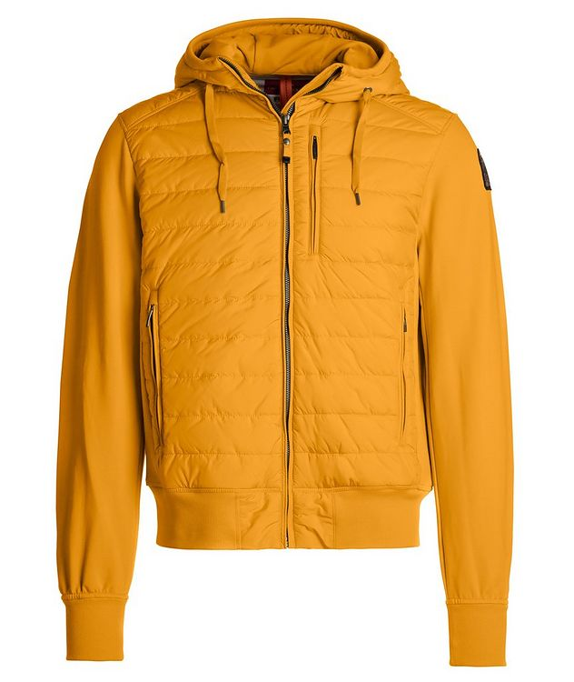Ivor Quilted Hoodie picture 1