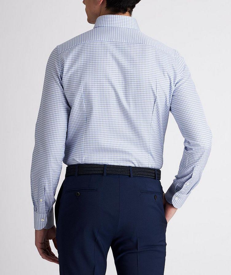 Slim-Fit Woven Cotton Dress Shirt image 2
