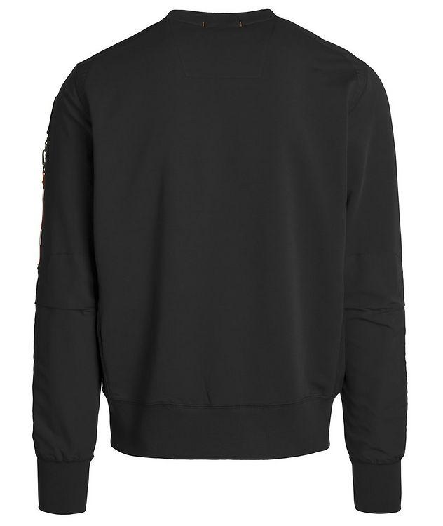 Sabre Stretch-Cotton Sweatshirt picture 3