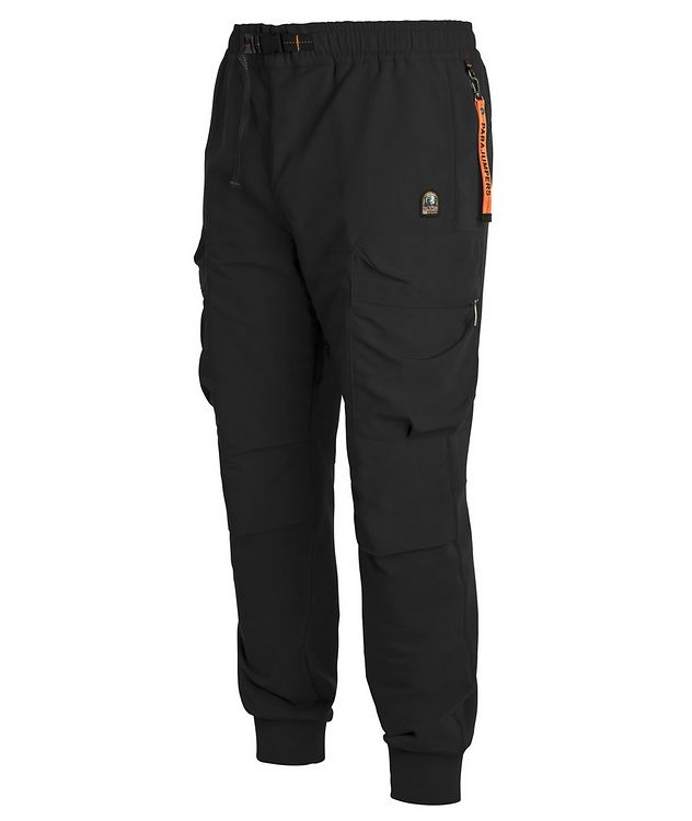 Osage Stretch-Cotton Joggers picture 2