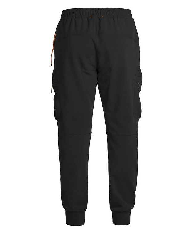 Osage Stretch-Cotton Joggers picture 3