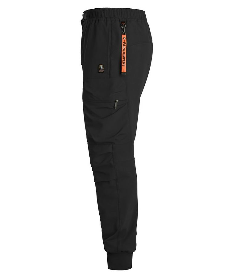 Osage Stretch-Cotton Joggers image 3