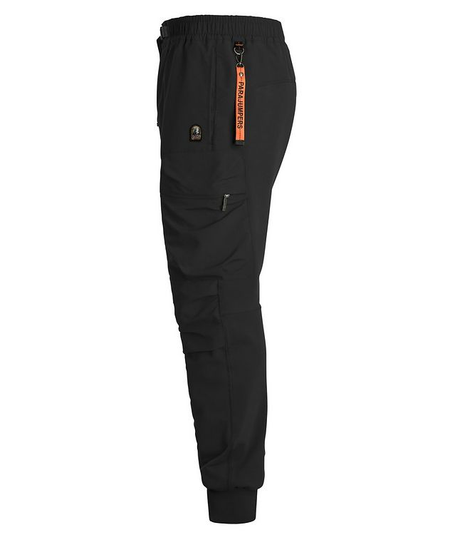Osage Stretch-Cotton Joggers picture 4