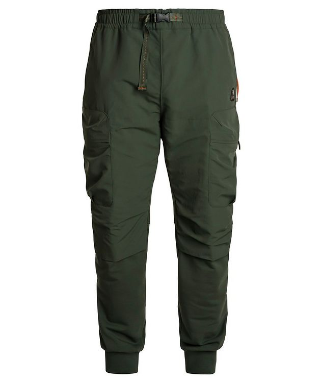 Osage Stretch-Cotton Joggers picture 1