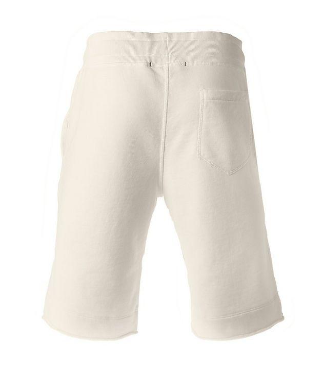Colton Cotton-Fleece Shorts picture 2