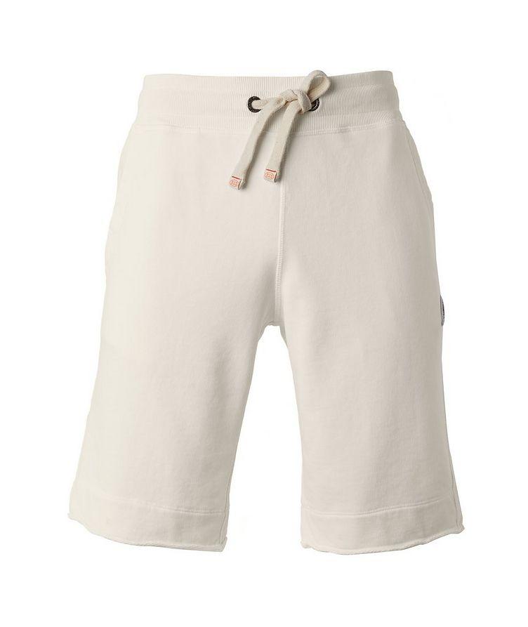 Colton Cotton-Fleece Shorts image 0
