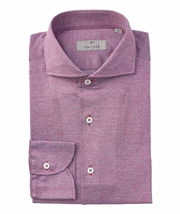 Contemporary-Fit Cotton Shirt picture 1