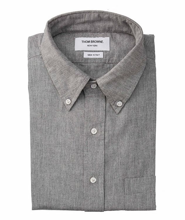 Chambray Cotton Shirt picture 1