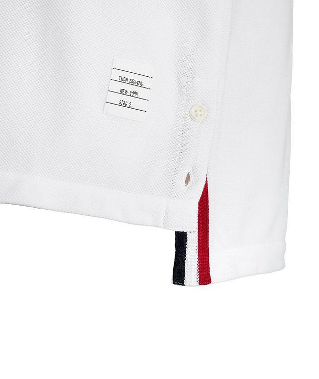Cotton Pique T-Shirt picture 3
