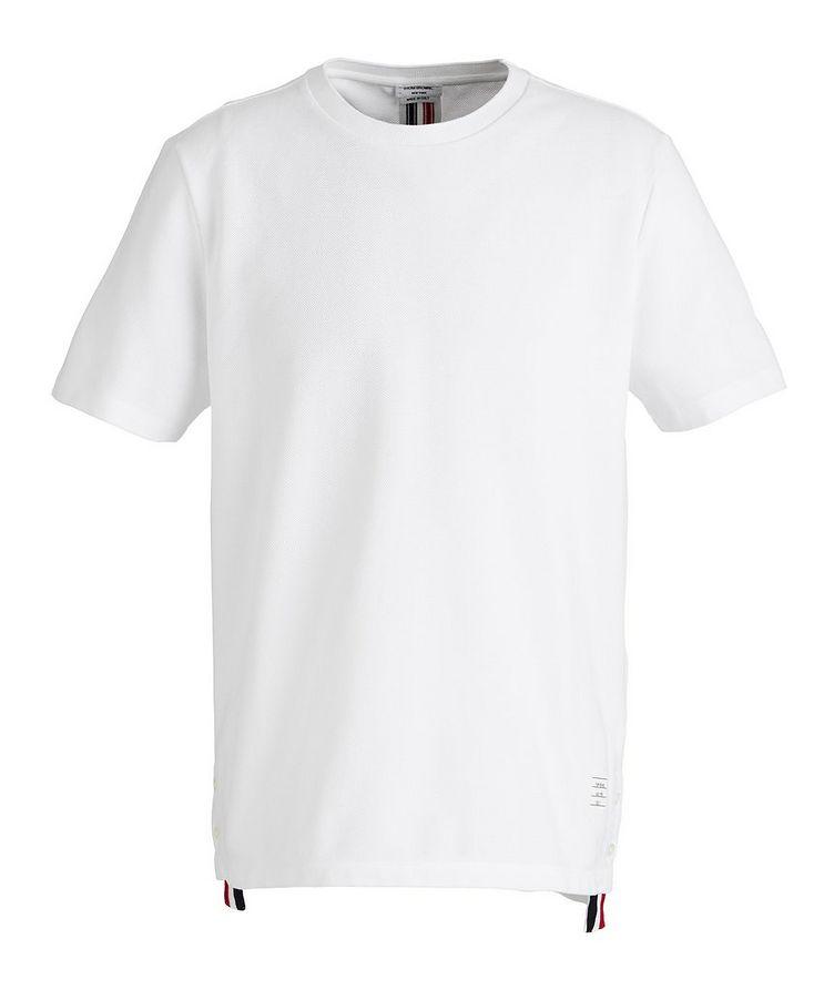 Cotton Pique T-Shirt image 0