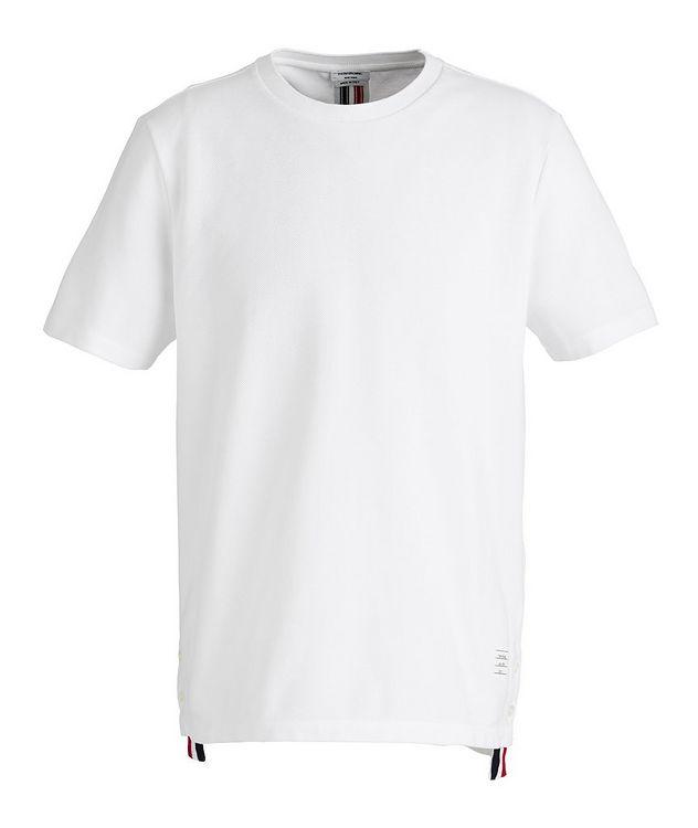 Cotton Pique T-Shirt picture 1