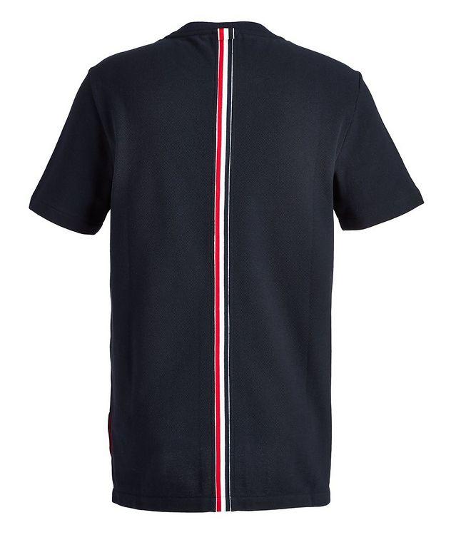 Piqué Cotton T-Shirt picture 2