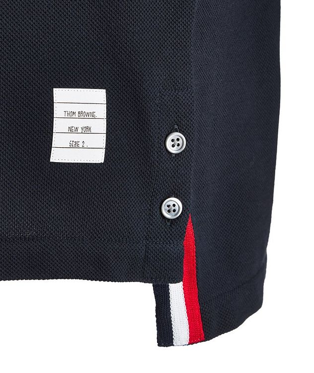Piqué Cotton T-Shirt picture 3