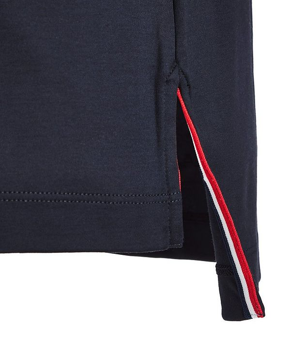 Intarsia Cotton T-Shirt picture 3