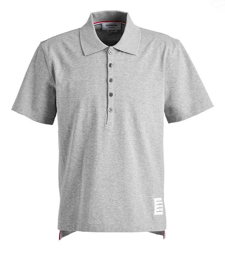Cotton Jersey Polo image 0