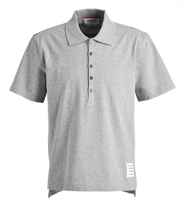Cotton Jersey Polo picture 1