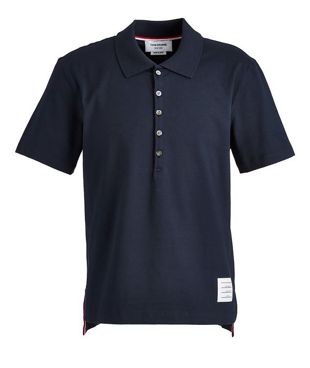 Jersey Cotton Polo picture 1