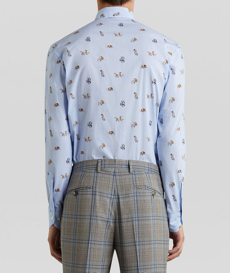 Contemporary-Fit Printed Cotton Shirt image 3
