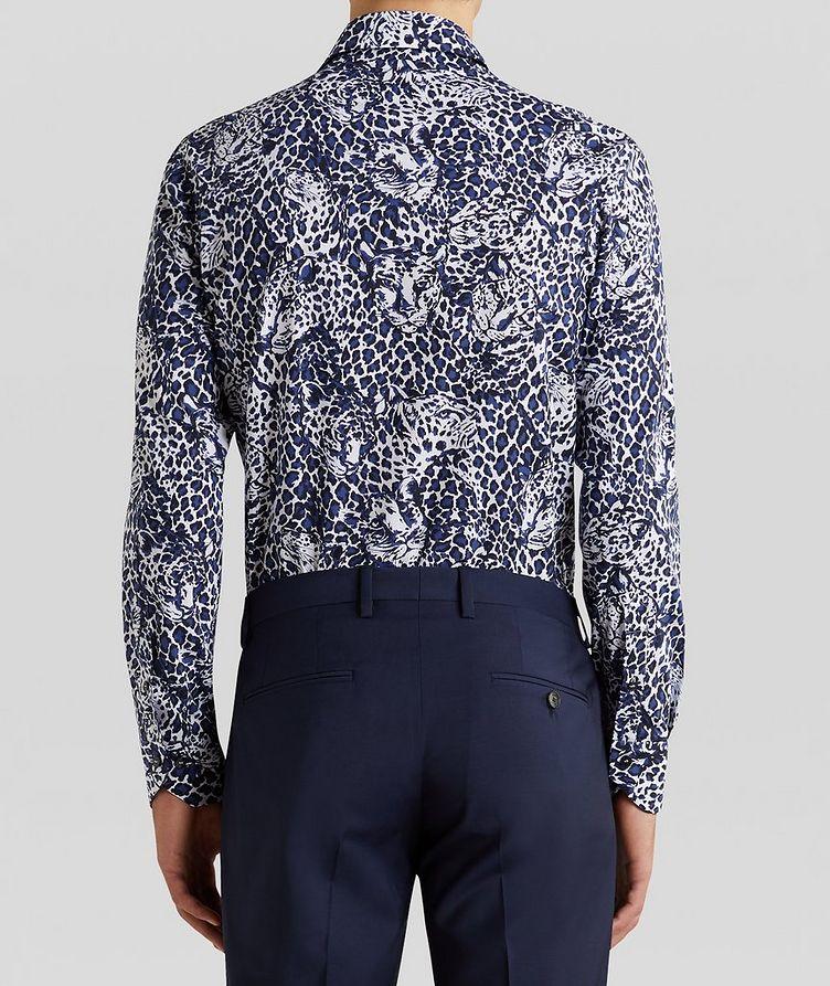 Contemporary-Fit Leopard Cotton Shirt image 3