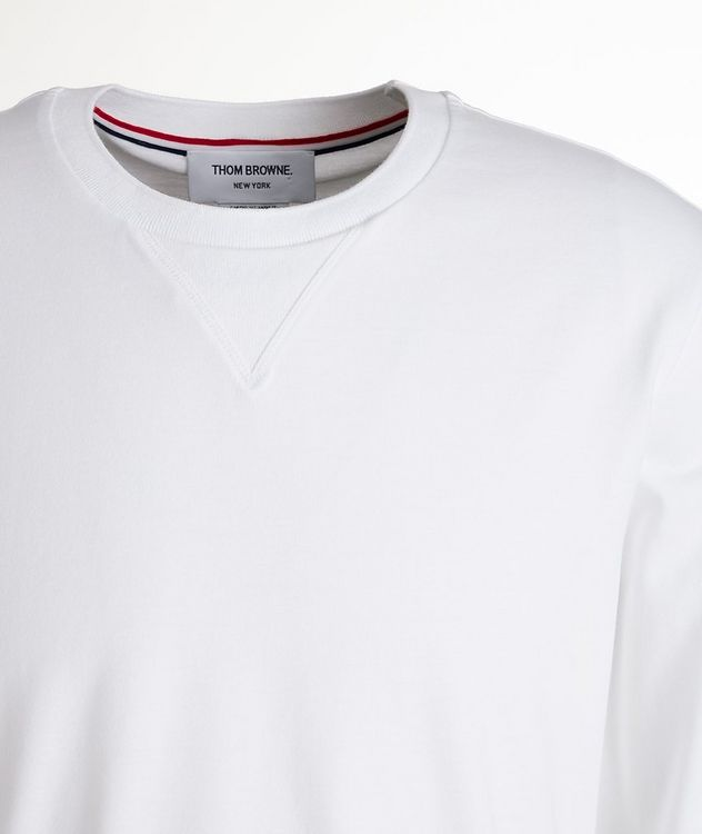Jersey Cotton Sweater picture 2
