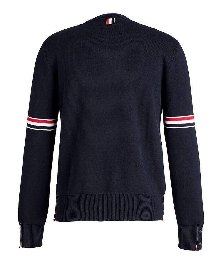 Milano Stitch Cotton Sweater image 1