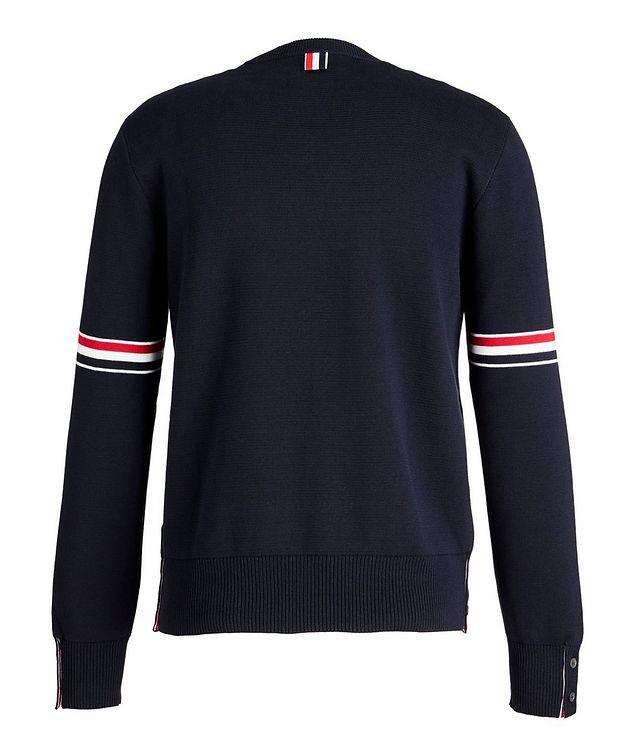 Milano Stitch Cotton Sweater picture 2