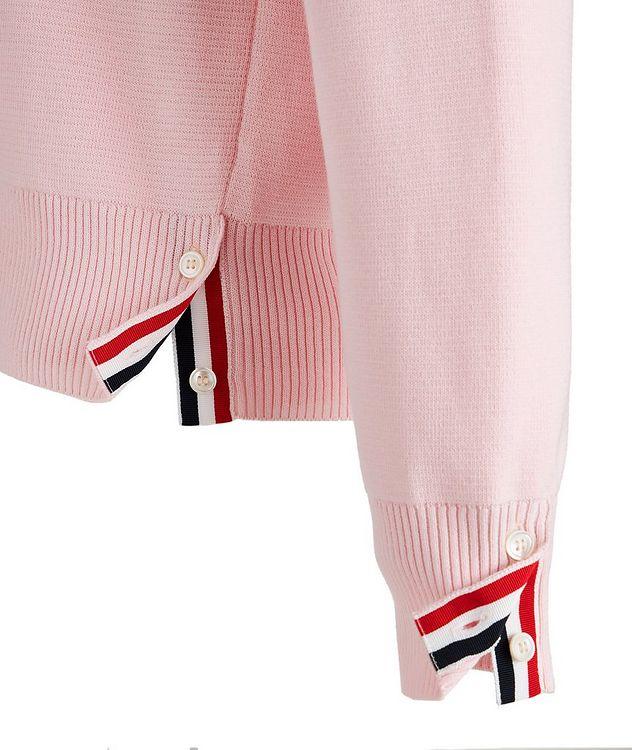 Milano Stitch Cotton Sweater picture 3