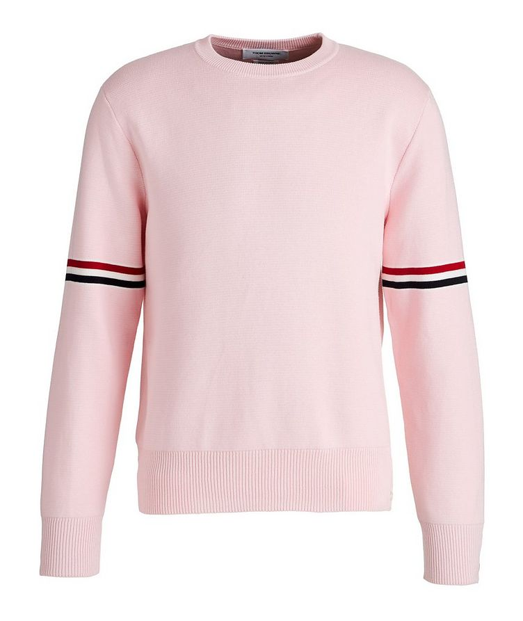 Milano Stitch Cotton Sweater image 0
