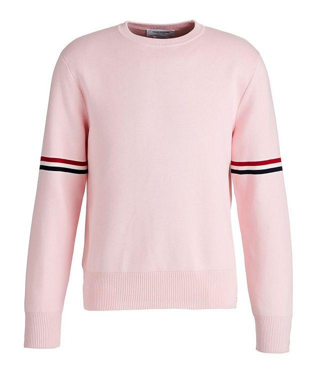 Milano Stitch Cotton Sweater picture 1