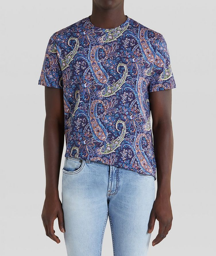 Paisley T-Shirt image 1