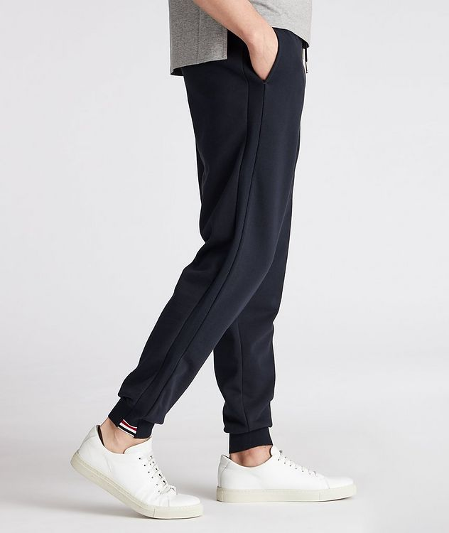 Cotton Drawstring Joggers picture 5