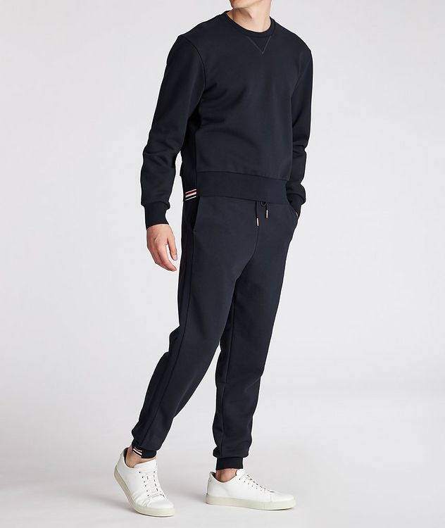 Cotton Drawstring Joggers picture 6