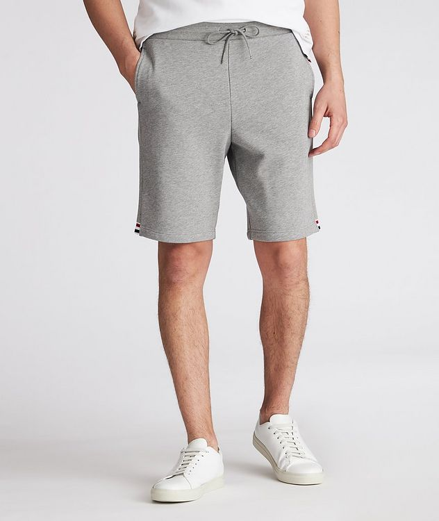 Stretch Cotton Shorts picture 3