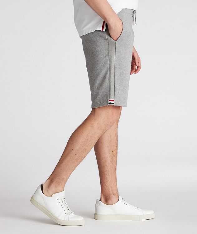 Stretch Cotton Shorts picture 6