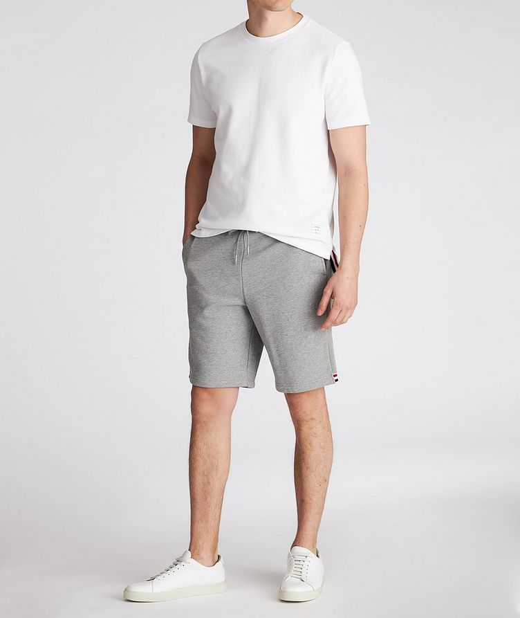 Stretch Cotton Shorts image 6
